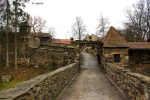 trasa offroad zamek