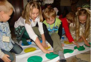 andrzejki offroad zabawy dla dzieci