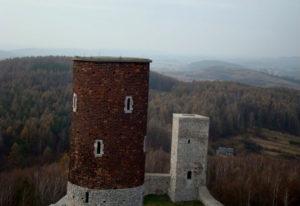 andrzejki offroad trasa zamek chęciny