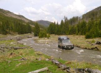 majowa wyprawa off road do Rumunii Maramuresz