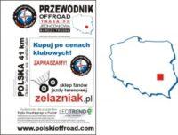 Przewodnik Offroad 03 trasa off road Góry Świętokrzyskie