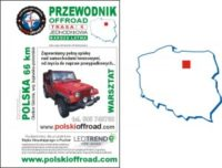 Przewodnik Offroad 06 trasa off road kujawsko-pomorskie