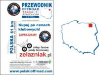 Przewodnik Offroad 08 trasa off road podlaskie Suwalszczyzna
