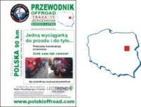 Przewodnik Offroad 10 trasa off road mazowieckie