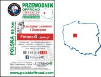 Przewodnik Offroad 14 trasa off road wielkopolskie
