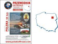 Przewodnik Offroad 18 trasa off road warmińsko-mazurskie Mazury