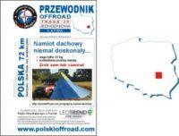 Przewodnik Offroad 20 trasa off road Góry Świętokrzyskie