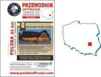 Przewodnik Offroad 21 trasa off road Góry Świętokrzyskie