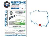 Przewodnik Offroad 22 trasa off road małopolskie