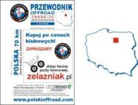 Przewodnik Offroad 24 trasa off road kujawsko-pomorskie