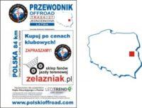 Przewodnik Offroad 27 trasa off road kujawsko-lubelskie