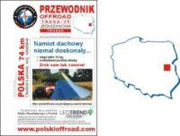 Przewodnik Offroad 28 trasa off road mazowieckie
