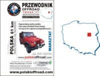 Przewodnik Offroad 31 trasa off road mazowieckie
