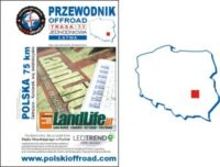 Przewodnik Offroad 33 trasa off road Góry Świętokrzyskie