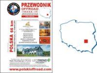 Przewodnik Offroad 36 trasa off road Góry Świętokrzyskie