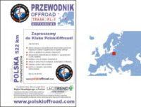 Przewodnik Offroad PL-1 trasa off road podlaskie Suwalszczyzna