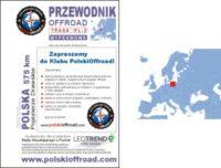 Przewodnik Offroad PL-2 trasa off road zachodniopomorskie