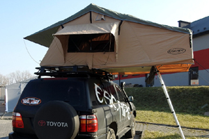 namiot dachowy 4 osobowy